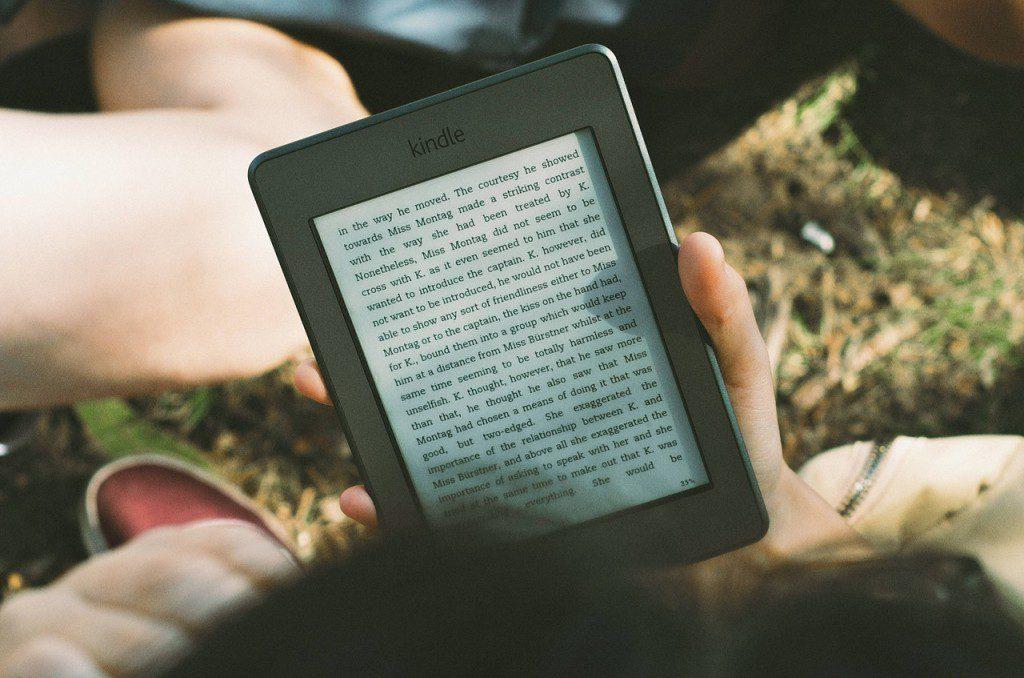 Photo of Kindle