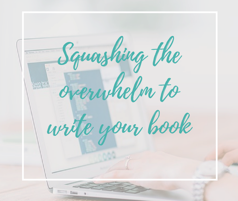 Squash the writing overwhelm!