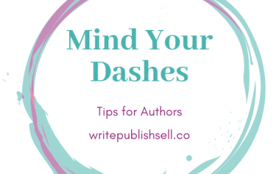 The difference between em dash and en dash (editor's tip)