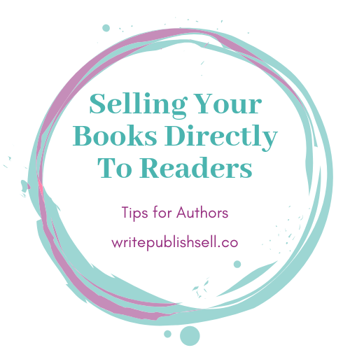Why Sell Books Directly To Your Readers?