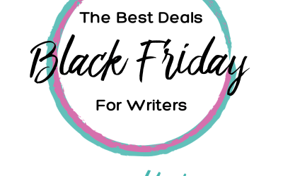 The Best Black Friday Deals for Writers {Updated for 2020}