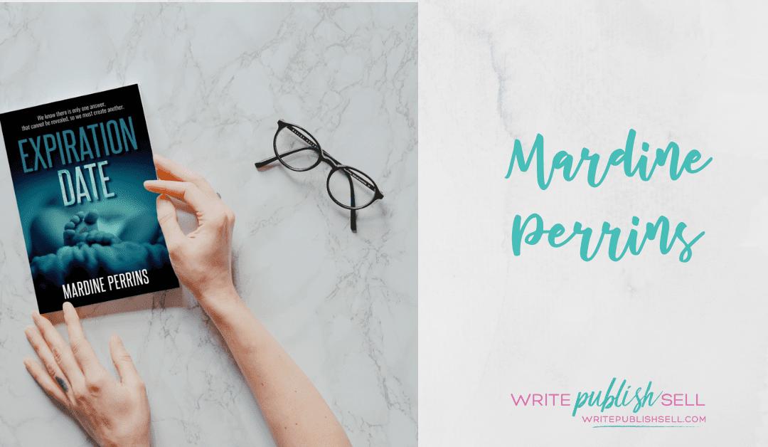 Author Spotlight: Mardine Perrins