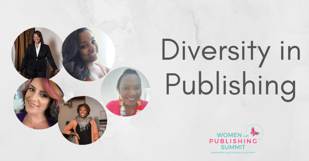 Join us for a free webinar on the topic of diversity in publishing!