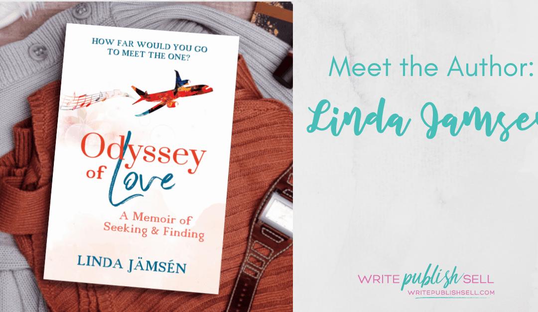 Author Spotlight: Linda Jamsen