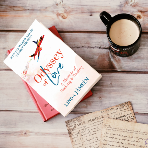 Odyssey of Love with a cup of coffee