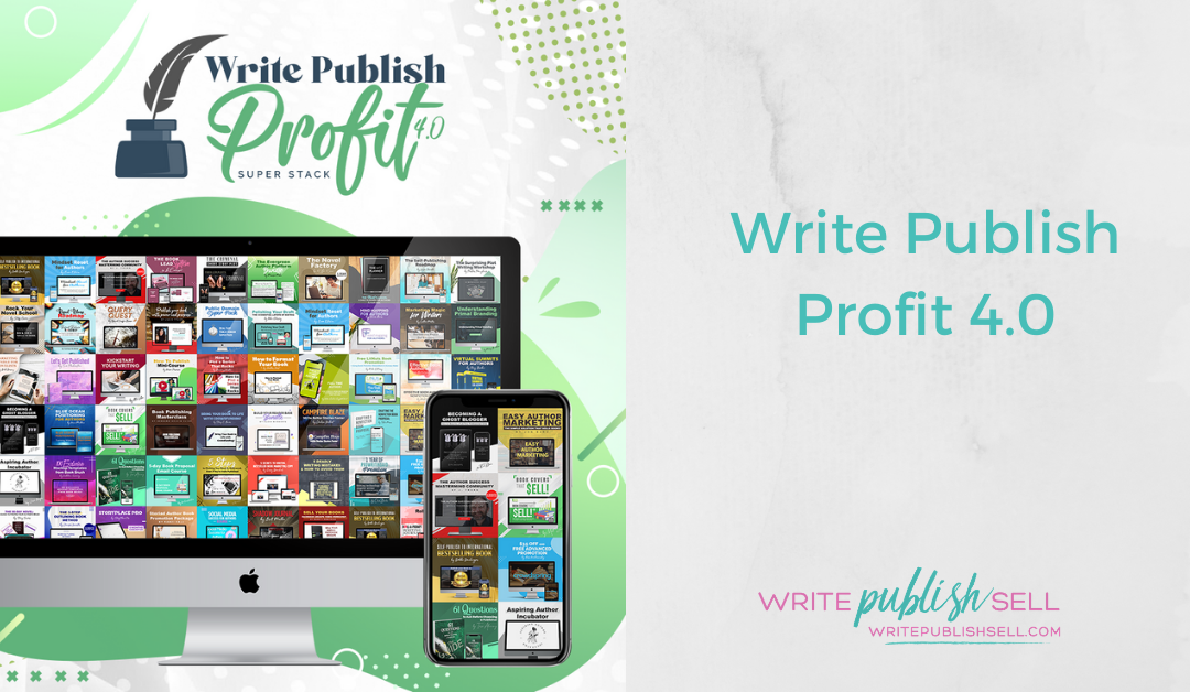 Write Publish Profit 4.0