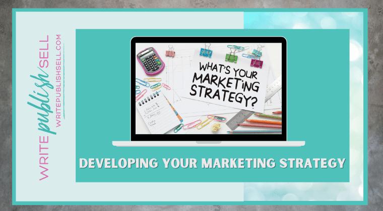book marketing strategy