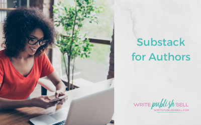 Substack for Authors