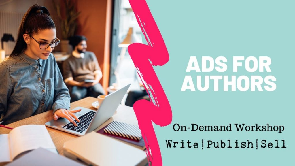 Ads for Authors On Demand Workshop