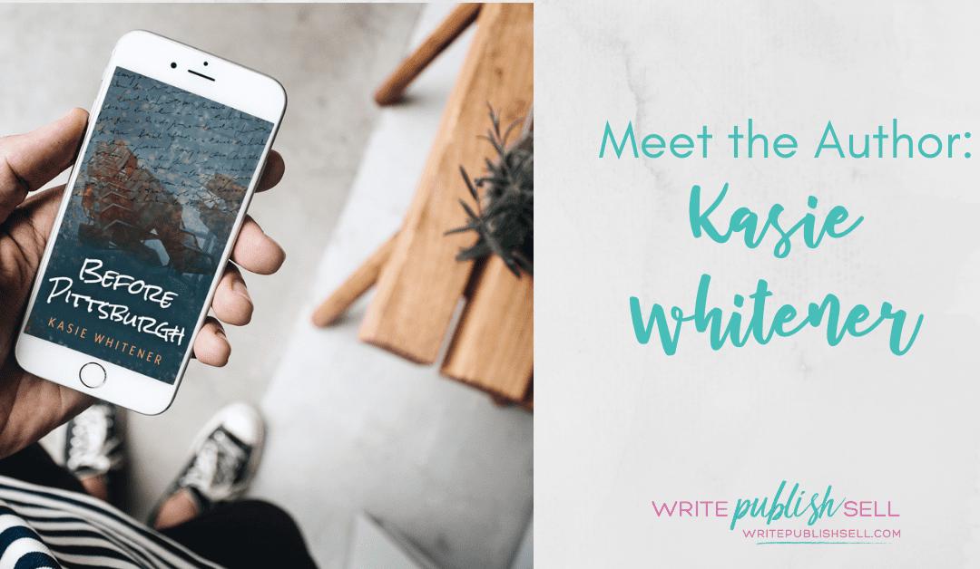 Author Spotlight: Kasie Whitener